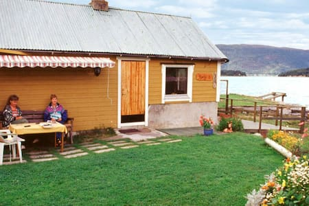4 person holiday home in Vistdal