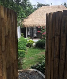 Villa with Garden for long term rental only.