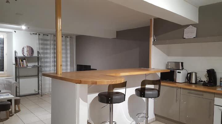 Carcassonne Maison Terrasse Garage - proche Centre