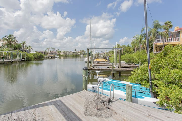 WATERFRONT, SUITE, SEPARATE ENTRY - Apollo Beach - House