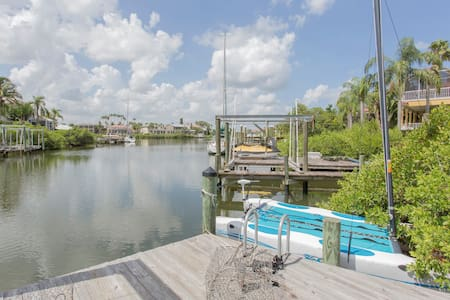 WATERFRONT, SUITE, SEPARATE ENTRY - Apollo Beach - Casa