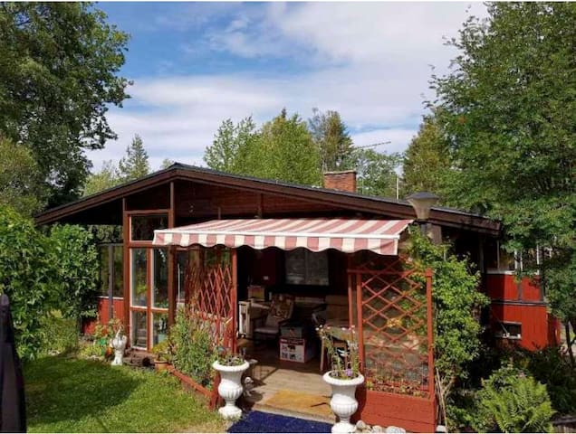 Lake Mälaren summer home