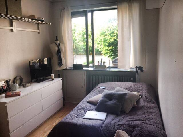 Clean, inexpensive, 10 mins to city centre. - Frederiksberg - Condominio