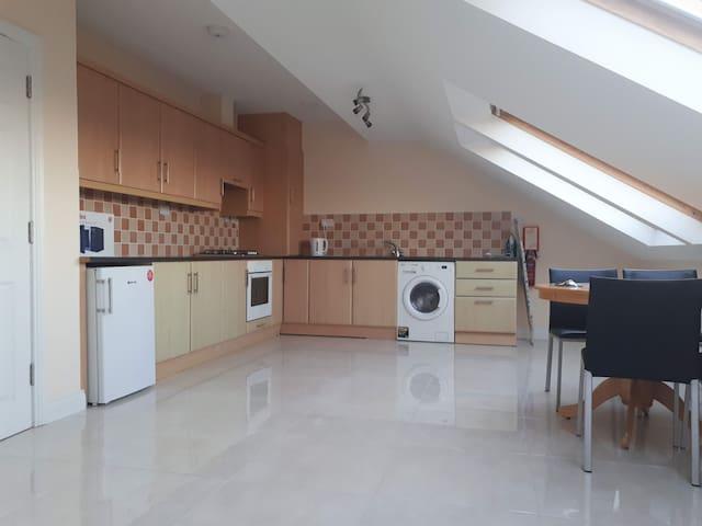 Entire Penthouse Apartment Loughrea
