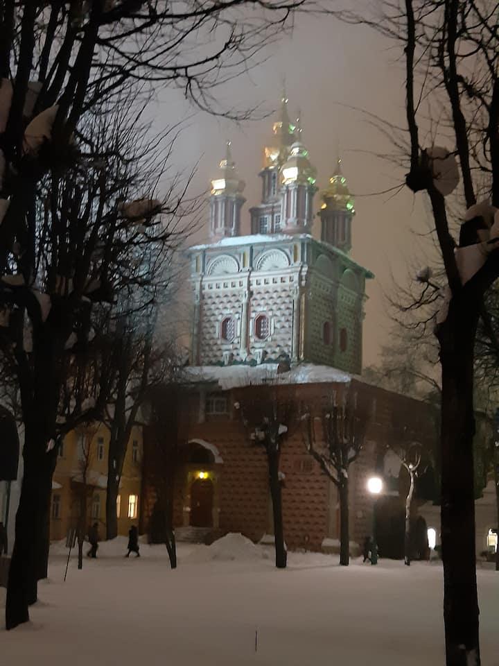Уютный отдых вблизи Троице-Сергиевой Лавры