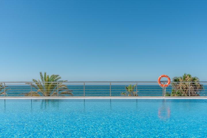 Marina Mariola Marbella, 2 Bedrooms Garden Views