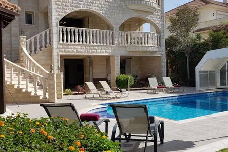 Luxury sea view villa Akamas