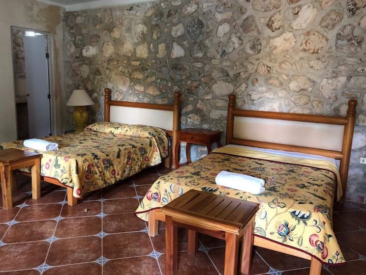 Anahata Bed and Breakfast- Room 3