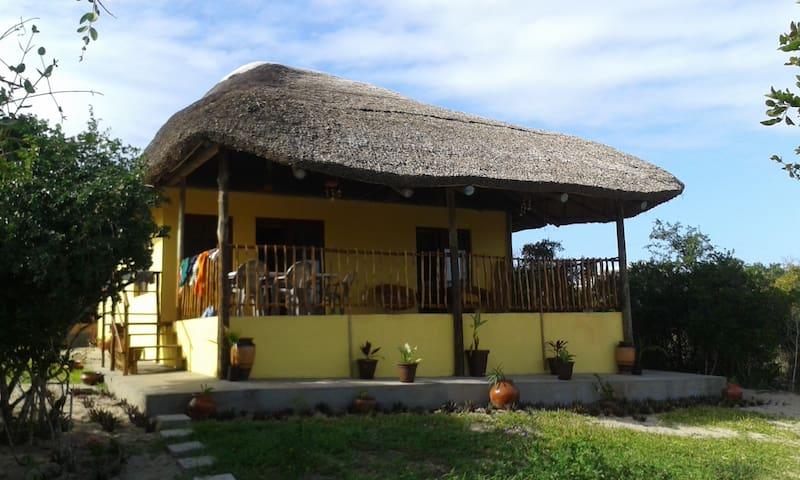 House in Macaneta, Mozambique