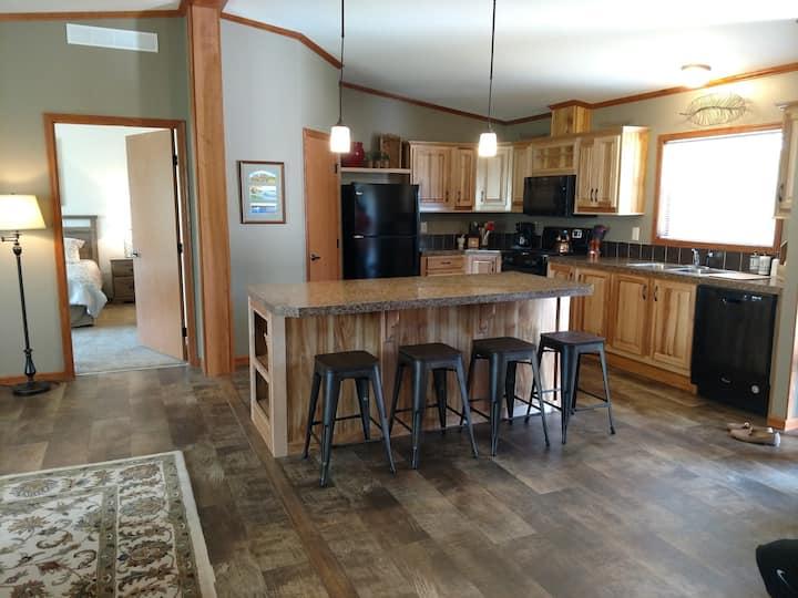 The Lodge, 4 bedroom, 2 bath new home!