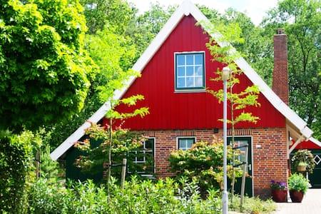 Vakantiehuis Absoluut Achterhoek 6 p, alles nieuw!