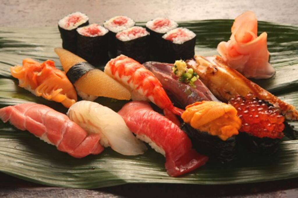 美食(壽司) sushi