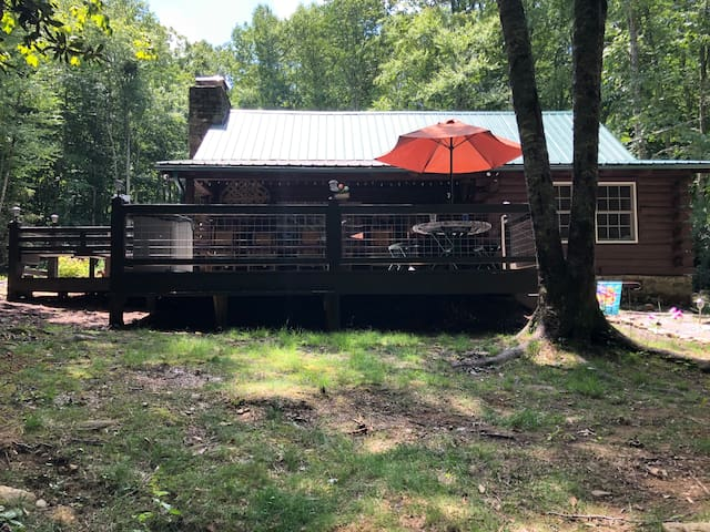 Uncle Joe's Cabin