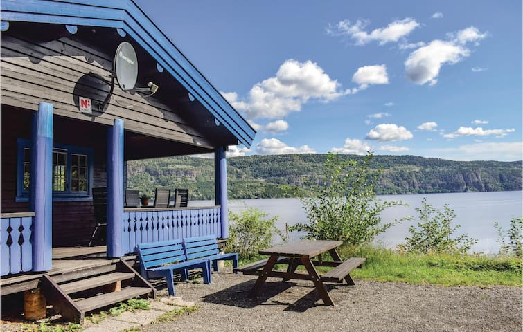 Holiday cottage with 3 bedrooms on 125m² in Vikersund