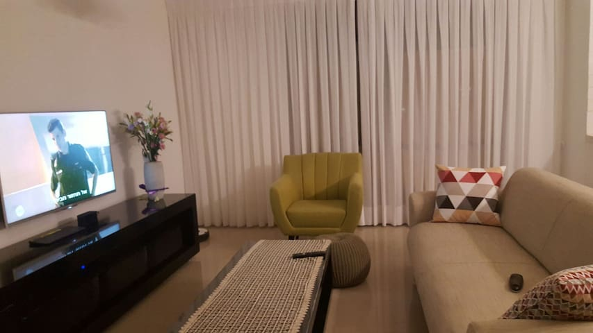 Super luxury appartam! Near to Jerusalem, 8 person - Mazkeret Batya - Pis