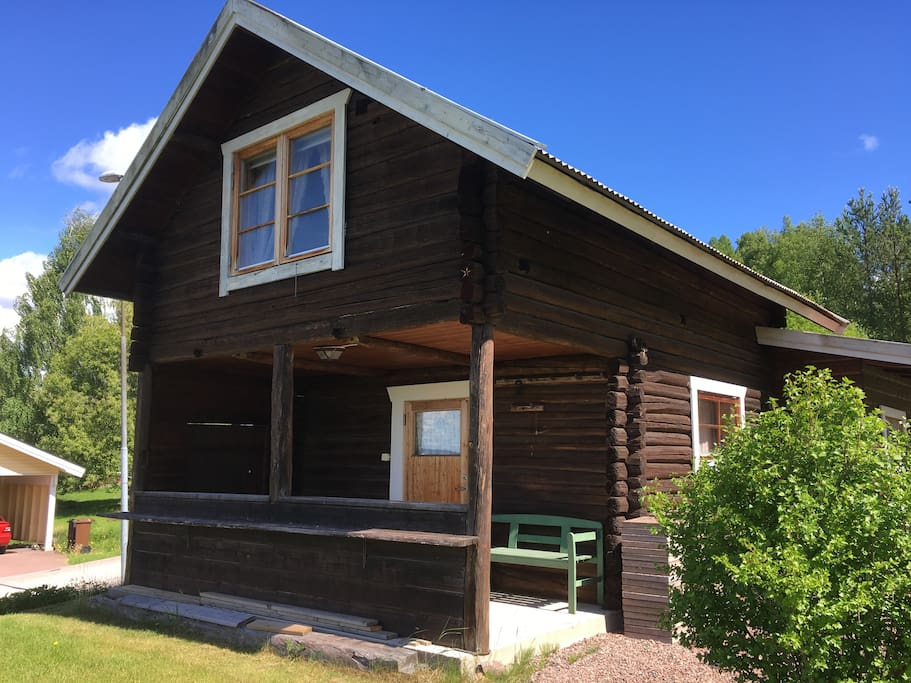 Small Cottage In Orsa With Lake View Cottages For Rent In Orsa