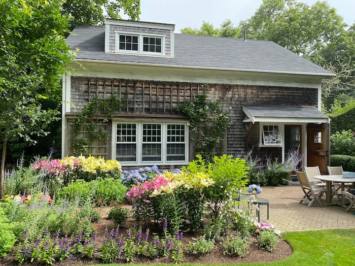 Charming Main Street Home with Large Garden