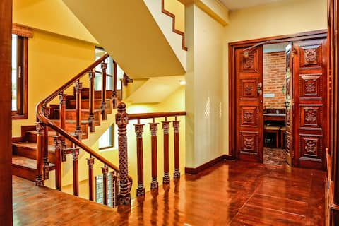 Family Suite with 2 Rooms @Durbar&Square Apartment