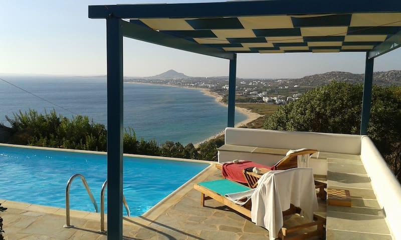 Naxos Seaside Getaway - GR - Villa