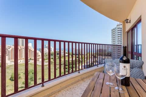 BeHappy Belle Plage - Big Balcony with Ocean View