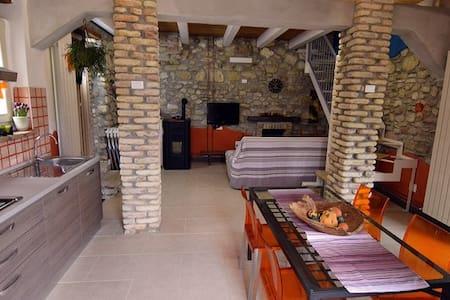 La casetta della montagna di Ascoli - Civitella del Tronto
