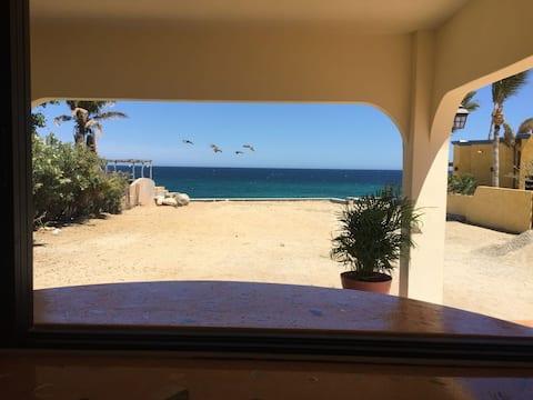 "PRIVATE BEACH BUNGALOW - 1 BEDROOM ""CASA ARIANA"""