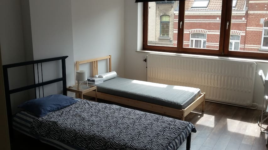 Room at Brussels - Bed and breakfast
