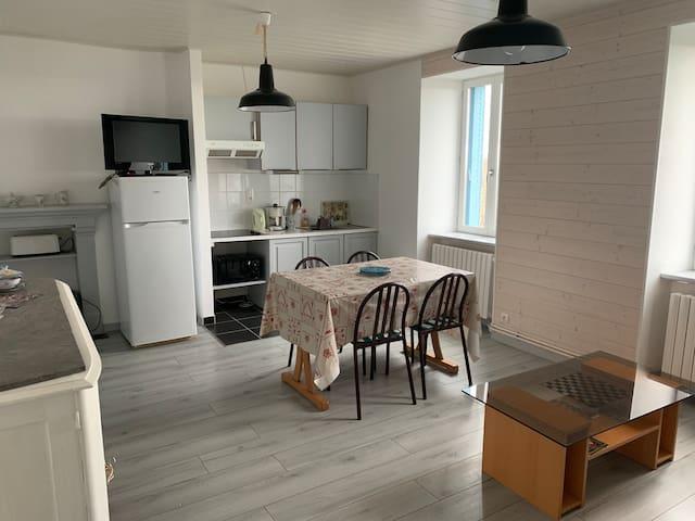 Appartement 4 personnes dans le massif du Sancy