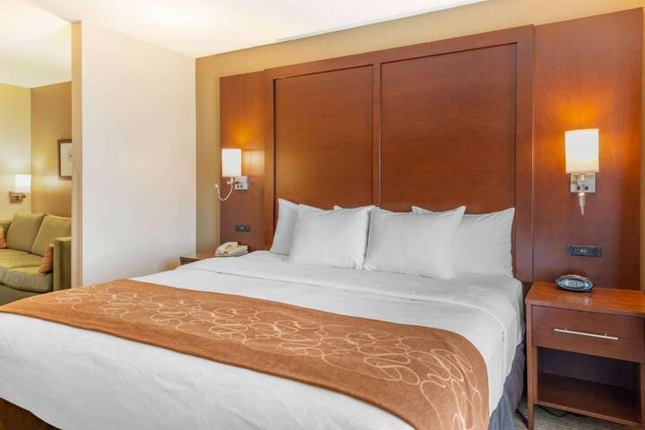 ♚♚♚ Popular Suite Double Bed Non Smoking At Downtown ♚♚♚