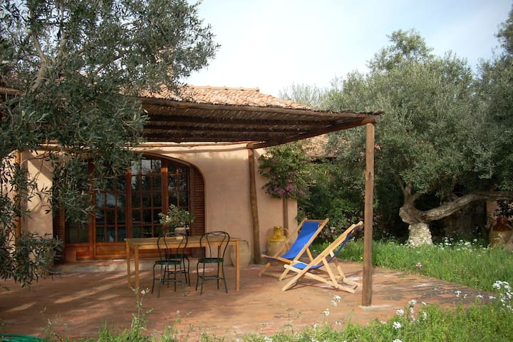Chic Holiday Home in Monte Argentario with Garden