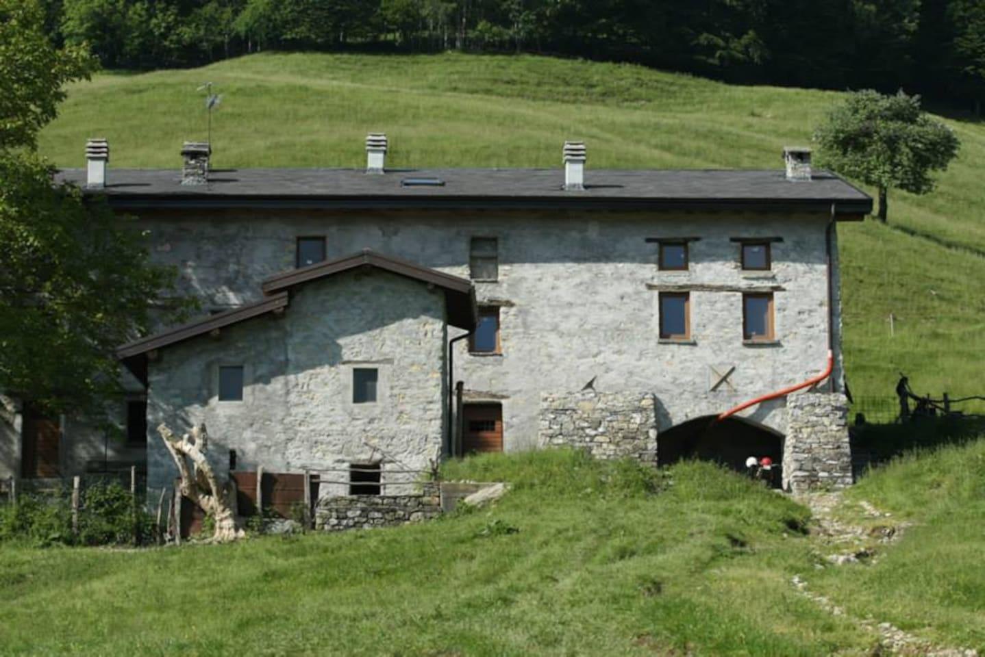 Agriturismo Alpe Bedolo Ristorante e B&B Alpino!