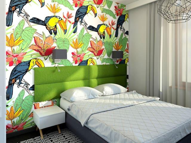 Liv'Inn Aparthotel - Pokój jednoosobowy