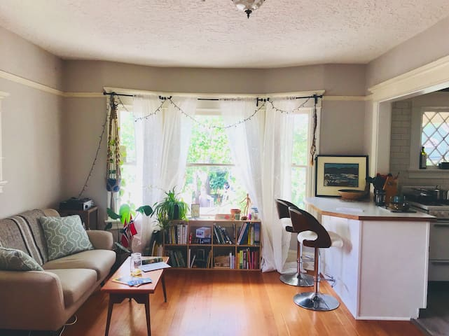 Central + Cozy Room in SE Portland!