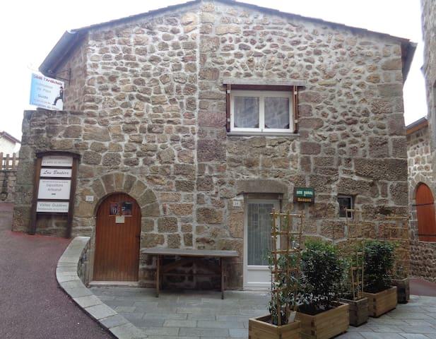 Gite la Besse classé 2 Epis - Meyras - Wohnung