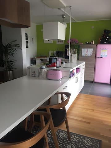Wohnung in der Nähe vom Playmobil-Funpark! - Oberasbach - Apartment