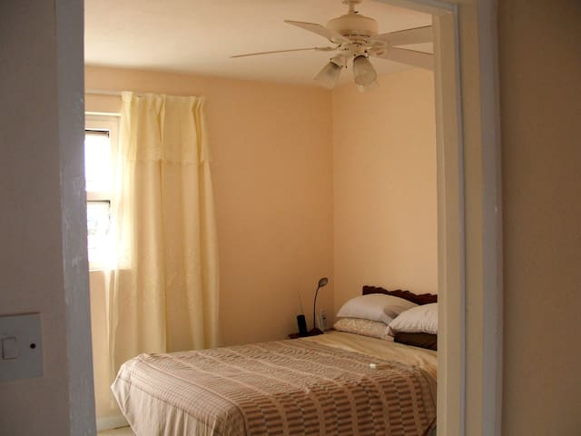 Sleep in air conditioned comfort