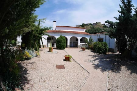 A Large Family Villa in Zarra, Spain