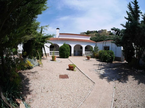 A Large Family Villa in Zarra, Spain