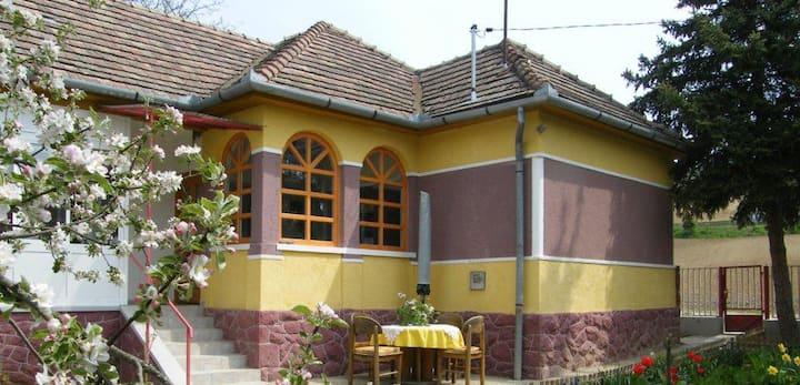 Wohlfühlurlaub im ungarischen Landhaus