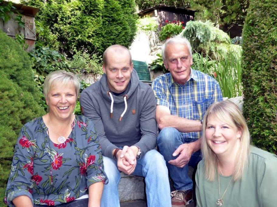 Familie Rainer Ferienhaus Sonnenhang
