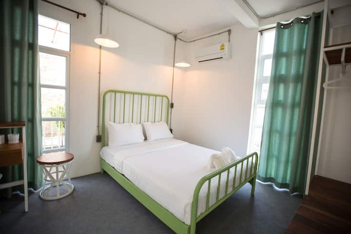 Private Room (double bed)