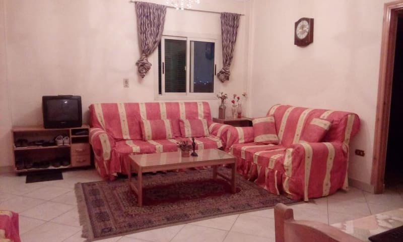 Comfortable and homely apartment in heart of Cairo
