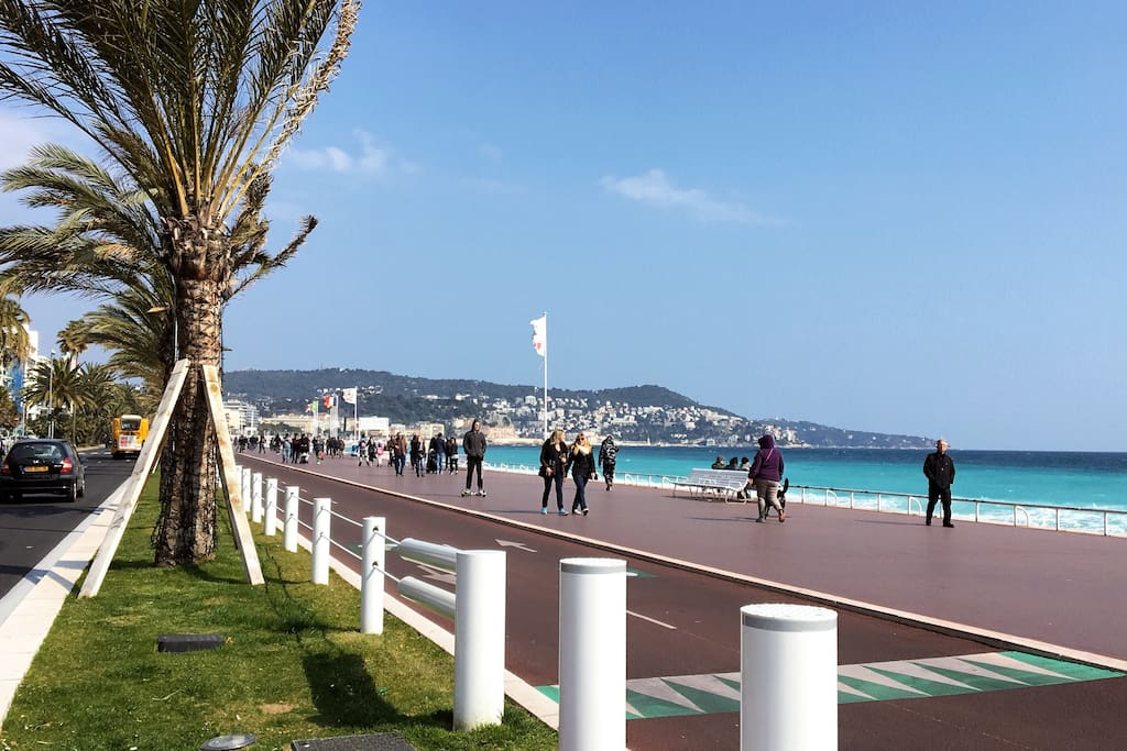 Location Appartement Nice Promenade Des Anglais