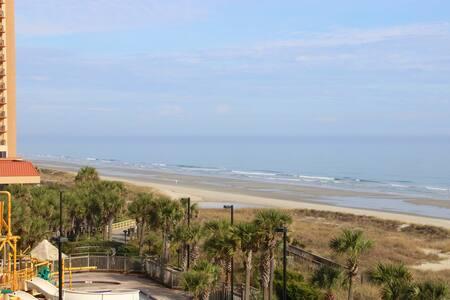 Luxury Kingston Big Ocean View free wifi - Myrtle Beach - Kondominium