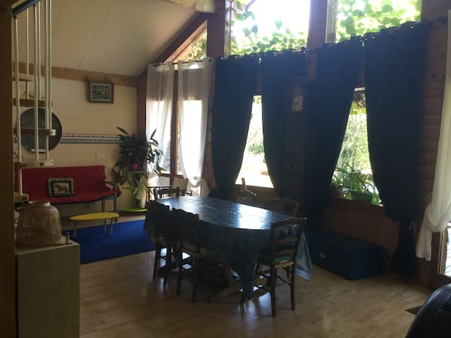 Villa ambiance chalet