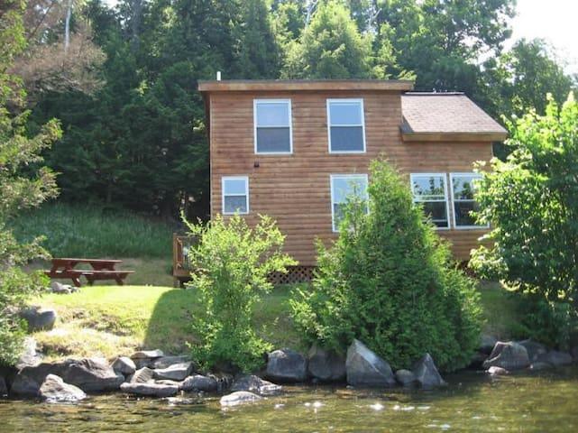 Cabin 1: Shoreline - Barnet - Cabin