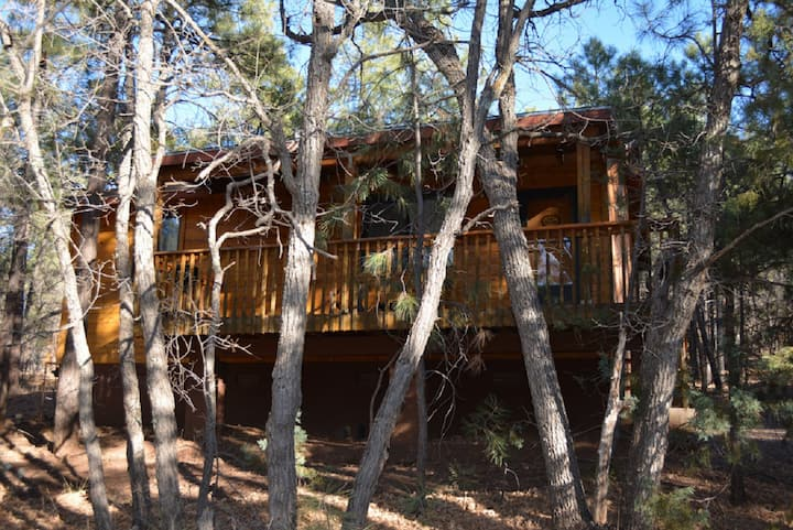 Whispering Pines Resort Cabin 31