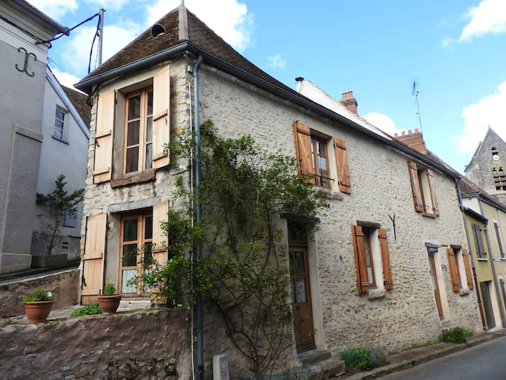 House with 2 bedrooms in Chalo-Saint-Mars