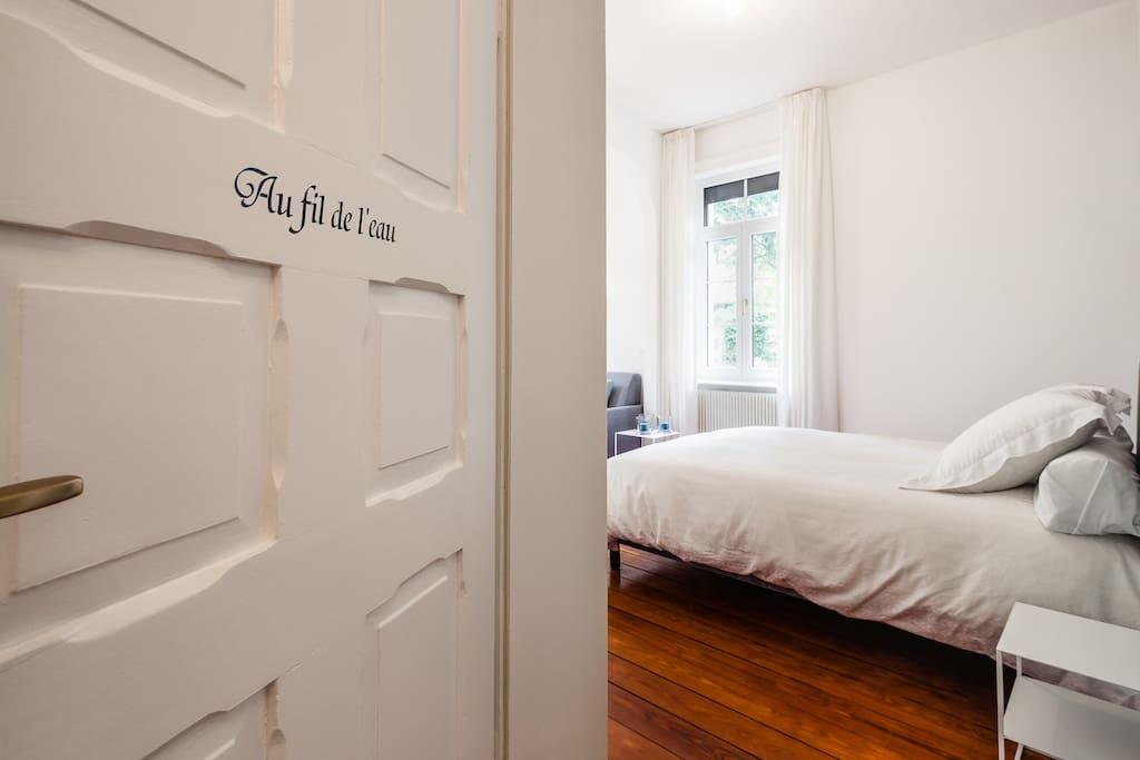 Au fil de l 39 eau chambres d 39 h tes louer wissembourg - Chambre d hotes au fil de l eau ...