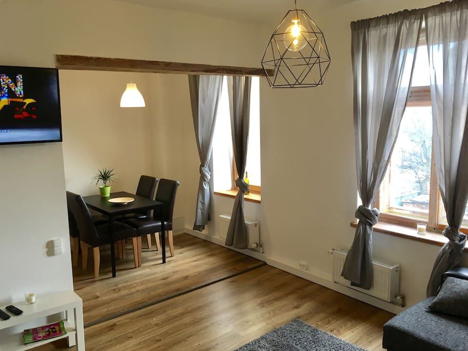 Rooms: Cosy Two Room Apartment/50m2